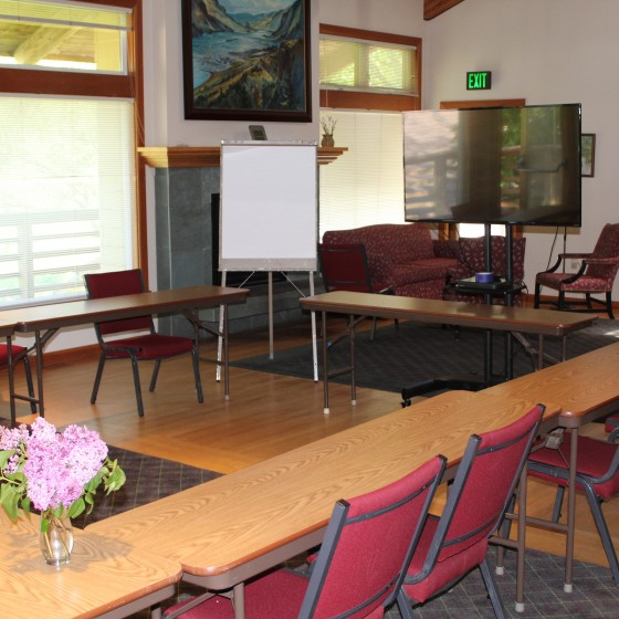 Creevey set up for board meeting