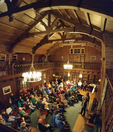 Great Hall in Wright