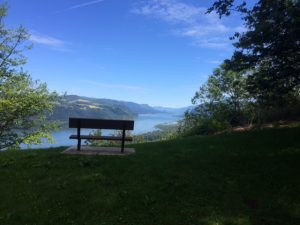 gorge-bench-blue-sky