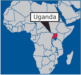 map of africa uganda Jungle Maps Map Of Africa Uganda map of africa uganda